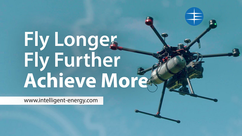 Fly Longer Fly Further Achieve More Intelligent Energy UAV Fuel Cell Modules