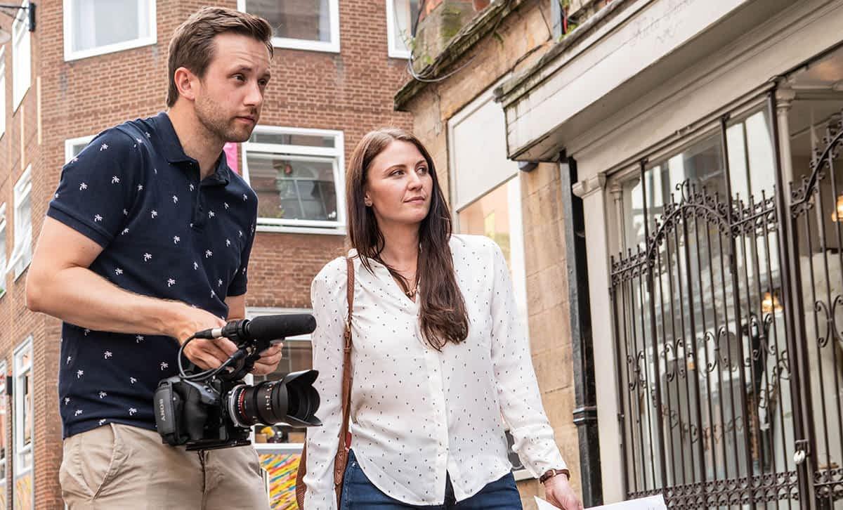 boxset media film crew