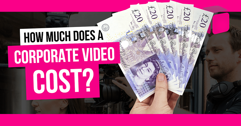 How Much Does A Corporate Video Cost
