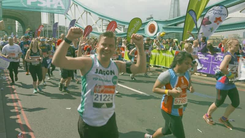 charity video production for london marathon